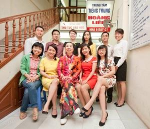 Trung tâm dạy tiếng trung uy tín nhất, tốt nhất và lâu năm nhất Hà Nội!